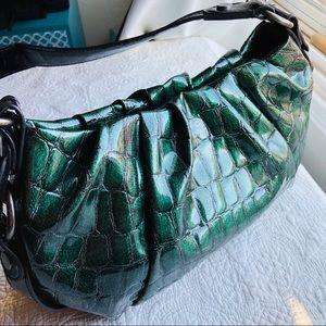 Simply Vera Wang Patent Bag Purse